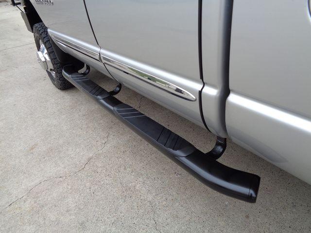 2006 Dodge Ram 3500 Laramie 5.9L Quad Cab 4x4 Corpus Christi, Texas 10