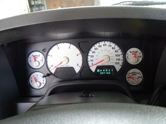 2006 Dodge Ram 3500 Laramie Mega Cab 4x4 Corpus Christi, Texas 42