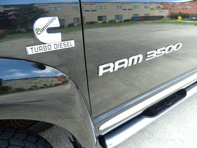2006 Dodge Ram 3500 Laramie Mega Cab 4x4 Corpus Christi, Texas 9
