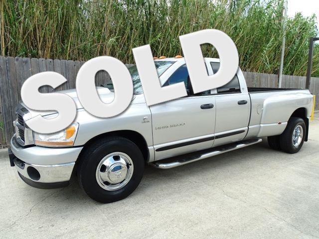2006 Dodge Ram 3500 SLT Corpus Christi, Texas 0