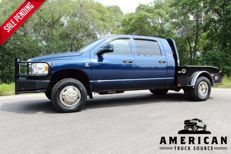 2006 Dodge Ram 3500 SLT - 4x4- MEGA CAB in Liberty Hill , TX