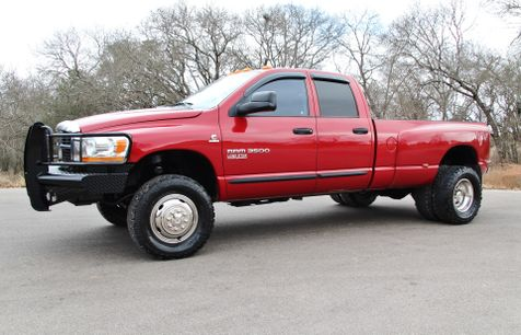 2006 Dodge Ram 3500 SLT - 4X4 - 5.9L in Liberty Hill , TX