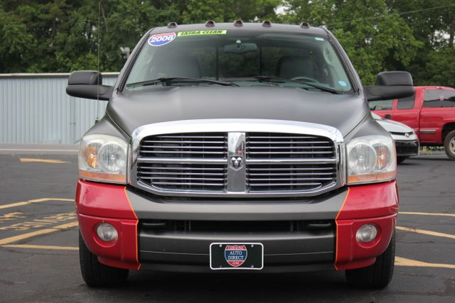 2006 Dodge Ram 3500 Laramie Quad Cab Long Bed RWD - NAV - SUNROOF! Mooresville , NC 16