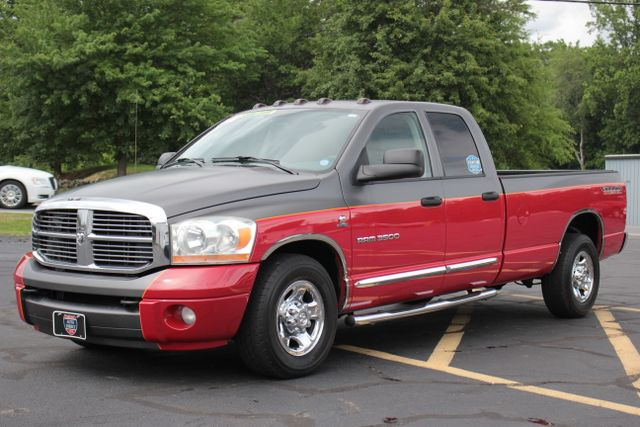 2006 Dodge Ram 3500 Laramie Quad Cab Long Bed RWD - NAV - SUNROOF! Mooresville , NC 21