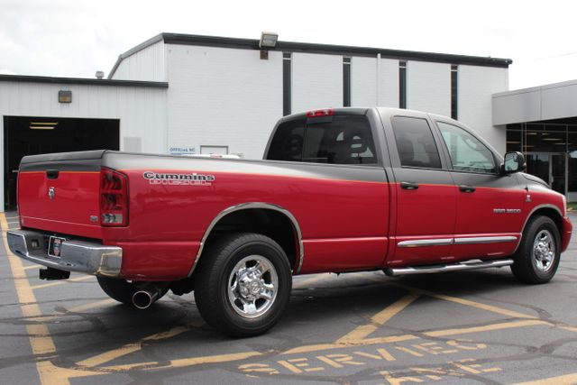 2006 Dodge Ram 3500 Laramie Quad Cab Long Bed RWD - NAV - SUNROOF! Mooresville , NC 1
