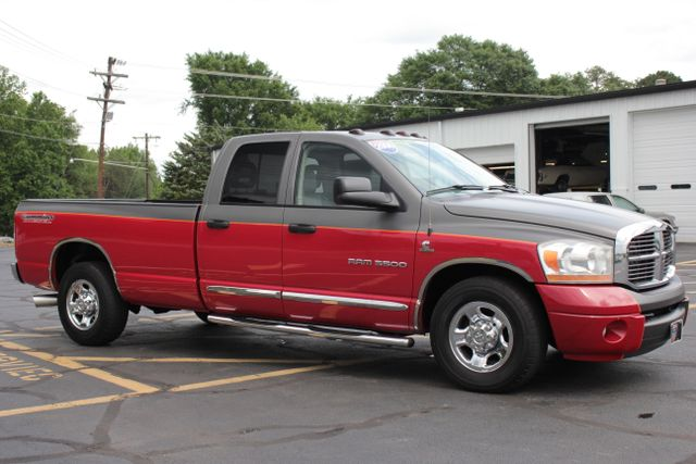 2006 Dodge Ram 3500 Laramie Quad Cab Long Bed RWD - NAV - SUNROOF! Mooresville , NC 20