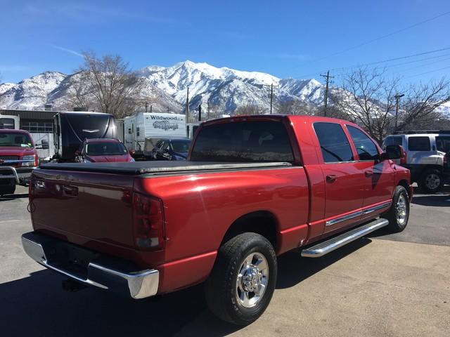 2006 Dodge Ram 3500 Mega Cab Laramie Ogden, Utah 5