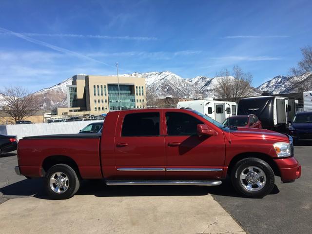 2006 Dodge Ram 3500 Mega Cab Laramie Ogden, Utah 0