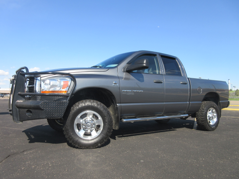 2006 Dodge Ram 3500 Quad Cab SLT 4X4 in , Colorado