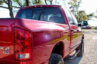 2006 Dodge Ram 3500 SRW SLT Quad Cab 4X4 5.9L Cummins Diesel 6 Speed Manual Sealy, Texas 10