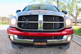 2006 Dodge Ram 3500 SRW SLT Quad Cab 4X4 5.9L Cummins Diesel 6 Speed Manual Sealy, Texas 13
