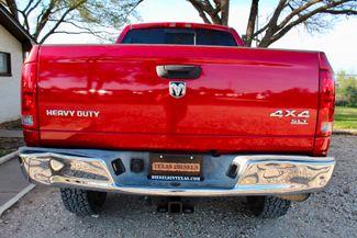 2006 Dodge Ram 3500 SRW SLT Quad Cab 4X4 5.9L Cummins Diesel 6 Speed Manual Sealy, Texas 15