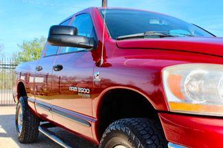 2006 Dodge Ram 3500 SRW SLT Quad Cab 4X4 5.9L Cummins Diesel 6 Speed Manual Sealy, Texas 2
