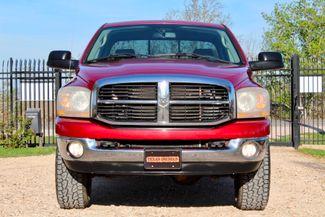 2006 Dodge Ram 3500 SRW SLT Quad Cab 4X4 5.9L Cummins Diesel 6 Speed Manual Sealy, Texas 3