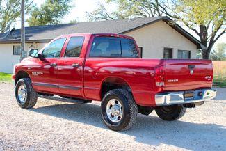2006 Dodge Ram 3500 SRW SLT Quad Cab 4X4 5.9L Cummins Diesel 6 Speed Manual Sealy, Texas 7