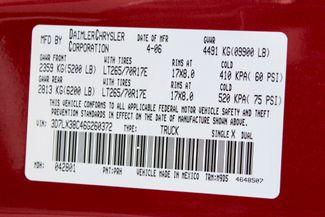2006 Dodge Ram 3500 SRW SLT Quad Cab 4X4 5.9L Cummins Diesel 6 Speed Manual Sealy, Texas 63