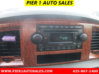 2006 Dodge Ram 3500 4x4 DRW LB SLT Seattle, Washington 20