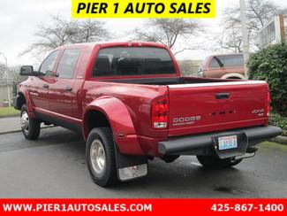 2006 Dodge Ram 3500 4x4 DRW LB SLT Seattle, Washington 33