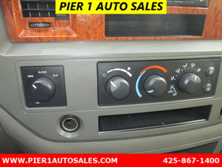2006 Dodge Ram 3500 4x4 DRW LB SLT Seattle, Washington 40