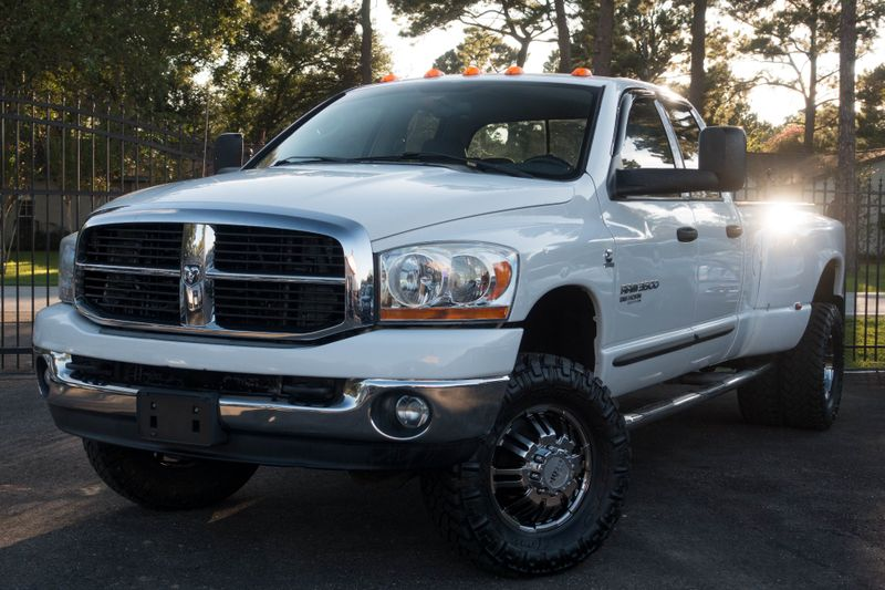 2006 Dodge Ram 3500 SLT   Texas  EURO 2 MOTORS  in , Texas