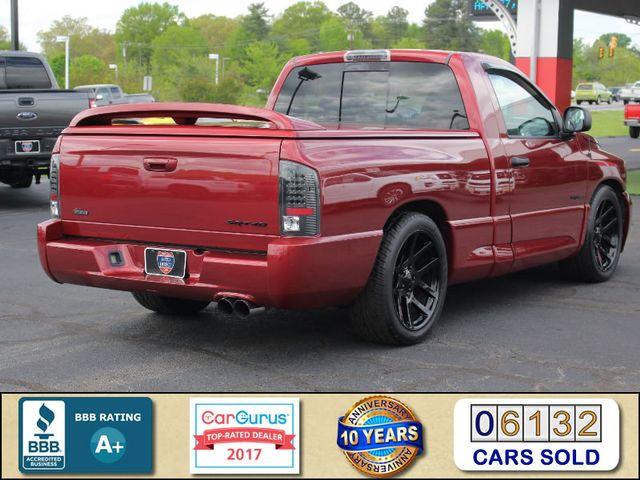 2006 Dodge Ram SRT-10 REG Cab RWD - NAV - LOT$ OF EXTRA$! Mooresville , NC 2