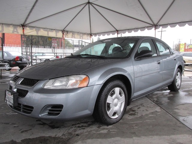 2006 Dodge Stratus Sdn SXT Please call or e-mail to check availability All of our vehicles are a