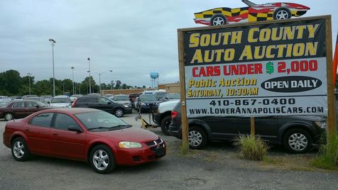 2006 Dodge Stratus Sdn SXT in Harwood, MD