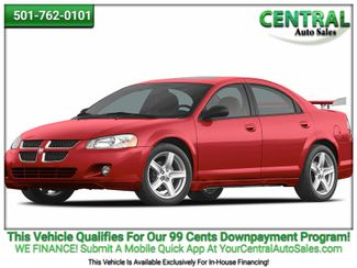 2006 Dodge Stratus Sdn SXT | Hot Springs, AR | Central Auto Sales in Hot Springs AR