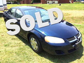 2006 Dodge Stratus Sdn SXT Knoxville, Tennessee