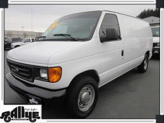 2006 Ford Econoline Cargo Van 4.6 V8 2WD Burlington, WA