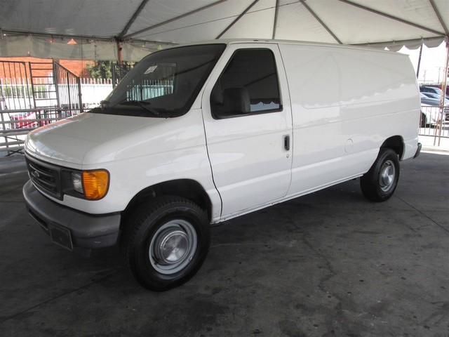 2006 Ford Econoline Cargo Van Please call or e-mail to check availability All of our vehicles a