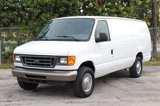 2006 Ford Econoline Cargo Van Hollywood, Florida 32