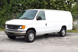2006 Ford Econoline Cargo Van Hollywood, Florida 20