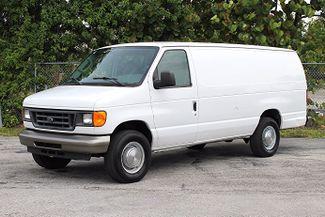 2006 Ford Econoline Cargo Van Hollywood, Florida 10