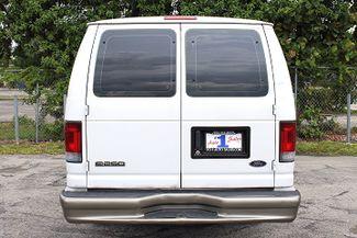 2006 Ford Econoline Cargo Van Hollywood, Florida 6