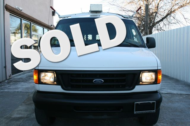 2006 Ford Econoline Cargo Van Houston, Texas 0