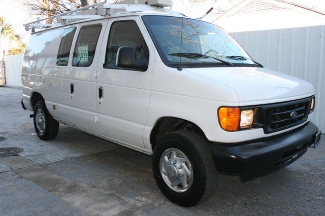 2006 Ford Econoline Cargo Van Houston, Texas 1