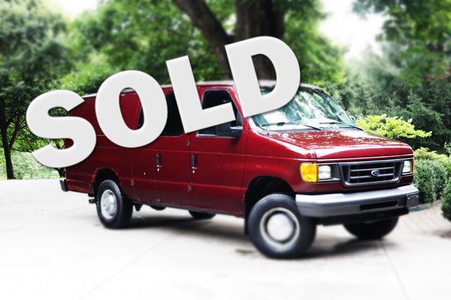 2006 Ford Econoline Cargo Van    Tallmadge, Ohio   Golden Rule Auto Sales in Tallmadge Ohio