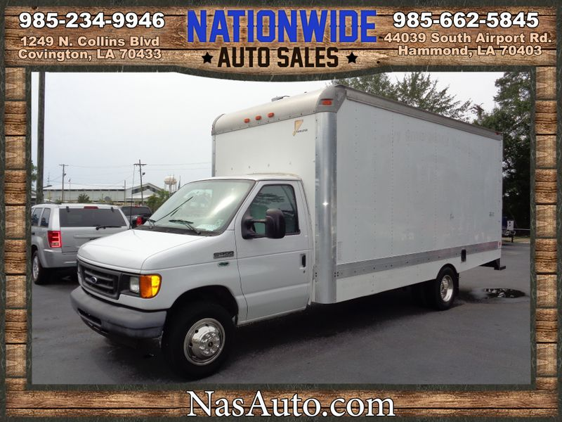 2006 Ford E450 Econoline Commercial Cutaway 24k Original Miles   city Louisiana  Nationwide Auto Sales  in , Louisiana