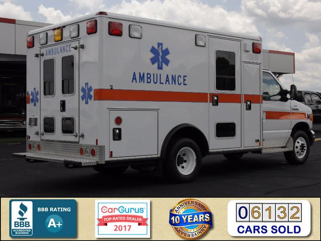 2006 Ford Econoline Commercial Cutaway E350 WHEELED COACH AMBULANCE TYPE III Mooresville , NC 2