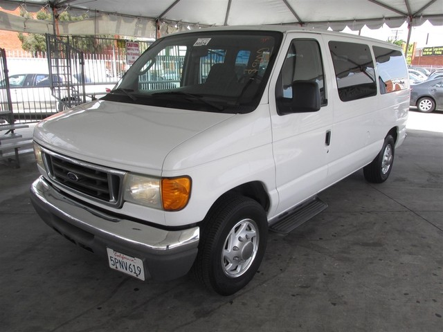 2006 Ford Econoline Wagon XL This particular Vehicle comes with 4th Row Seat Please call or e-mai