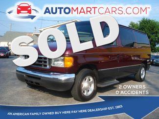 2006 Ford Econoline Wagon XLT | Nashville, Tennessee | Auto Mart Used Cars Inc. in Nashville Tennessee