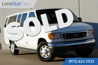 2006 Ford E-350 XLT 15 Passenger