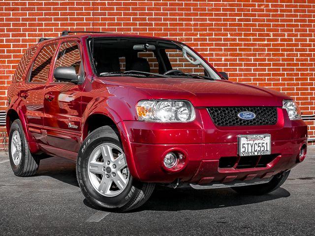 2006 Ford Escape Hybrid Burbank, CA 1
