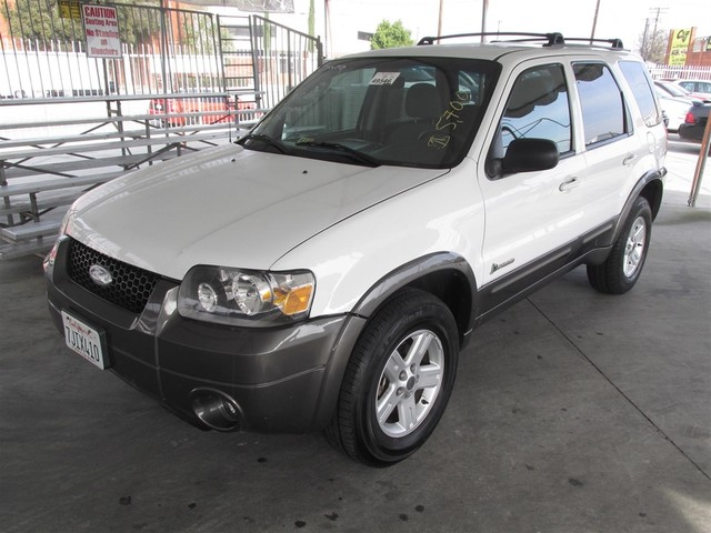 2006 Ford Escape Hybrid Please call or e-mail to check availability All of our vehicles are ava