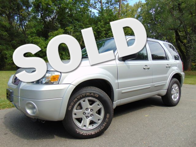 2006 Ford Escape Limited Leesburg, Virginia 0