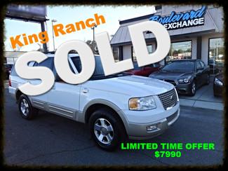 2006 Ford Expedition King Ranch Charlotte, North Carolina