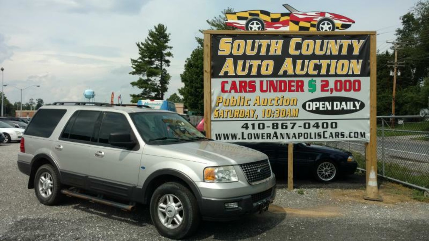 2006 ford expedition xlt city md south county public auto