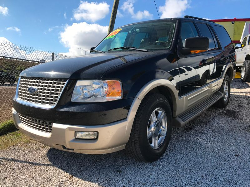 Ford Expedition Eddie Bauer City FL AutoMac - 2006 expedition