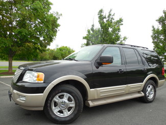 2006 Ford Expedition Eddie Bauer 4X4 3RD ROW SEAT Leesburg, Virginia
